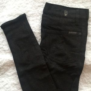 7 For All Mankind Stretch Kit Pants